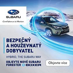 Subaru eBoxer